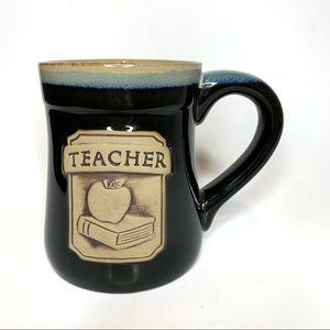 burton + BURTON Teacher Gift Mug NIB